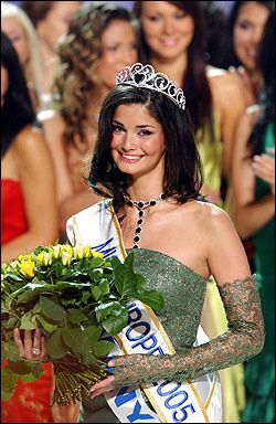 Miss Europe 2005