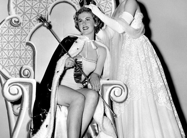 Armi Kuusela, the first Miss Universe 1952