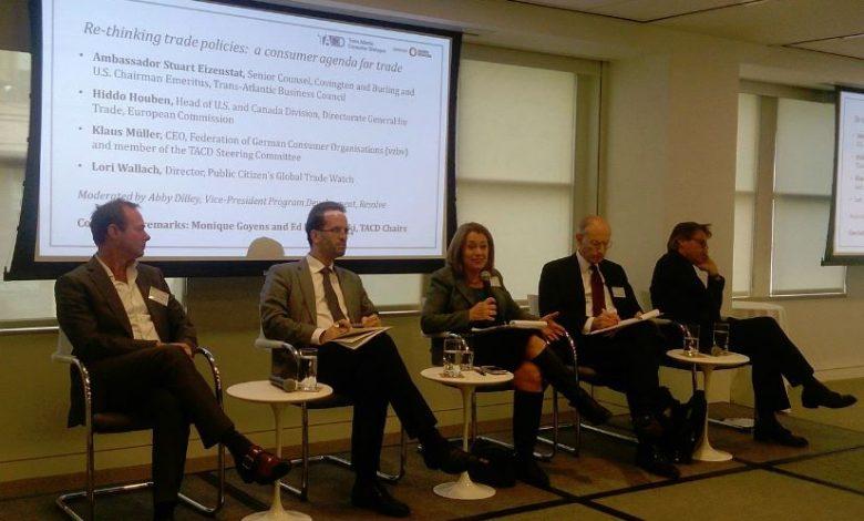 consumer agenda plenary