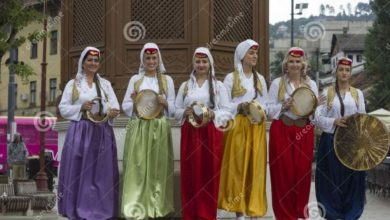 Bosnian girls