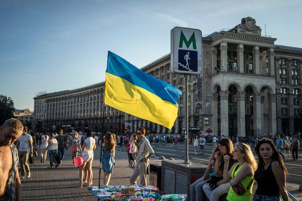 Ukraine approaches Europe