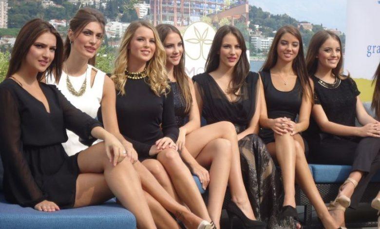 Montenegro girls