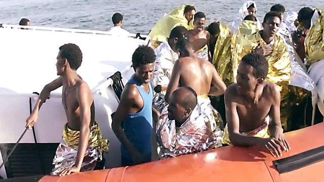 Lampedusa tragedy