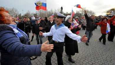 Photo of Illegal referendum in Crimea