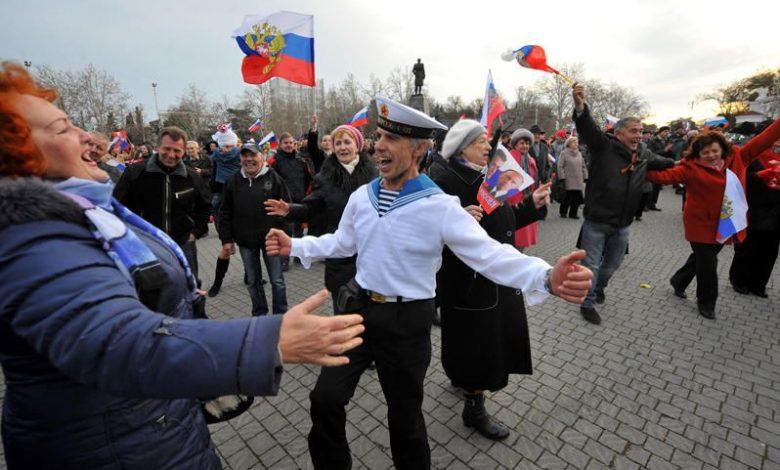 Morons in Sevastopol