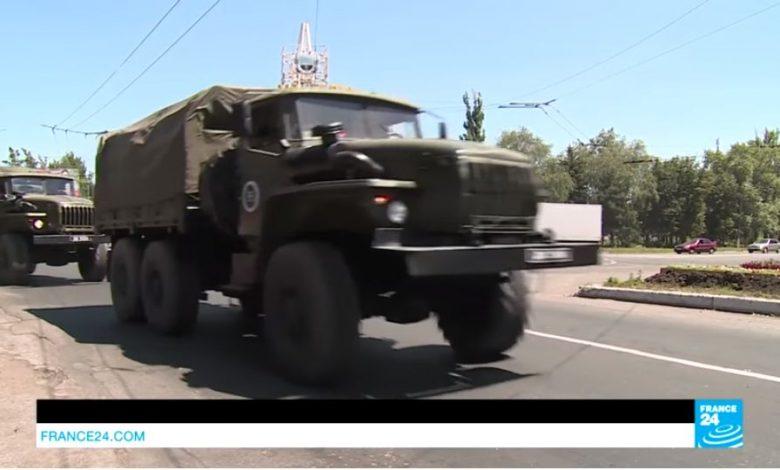 war in the Donbass