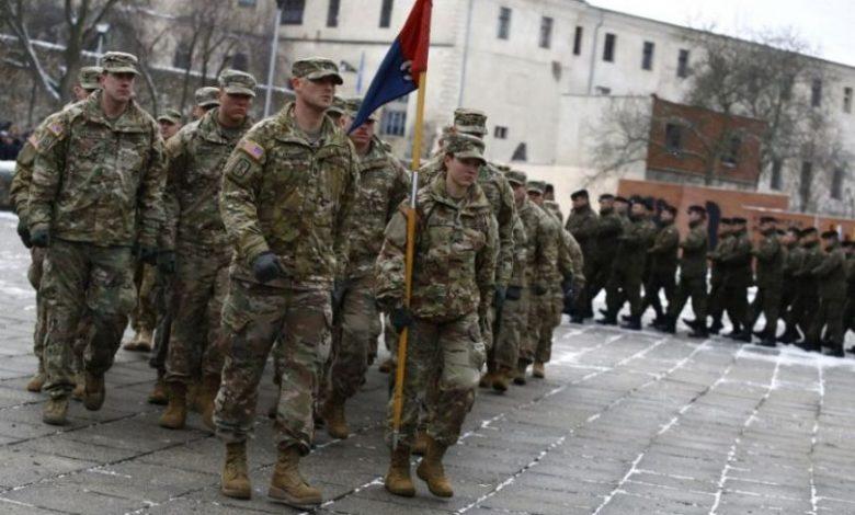 NATO armored brigade