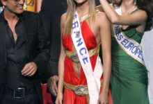 Photo of The title of Miss Europe 2006 was won by the representative of France Alexandra Rosenfeld