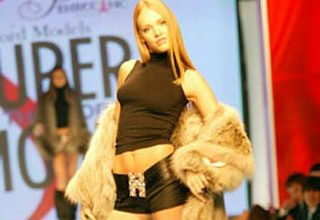 Photo of Supermodel of the World 2006 became a Belarusian schoolgirl