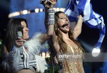 Photo of Greece rejoices in connection with the victory of Helena Paparizou in the Eurovision final in Kiev