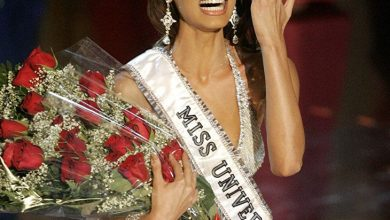 Photo of Miss Universe 2006 became the representative of Puerto Rico Zuleika Rivera
