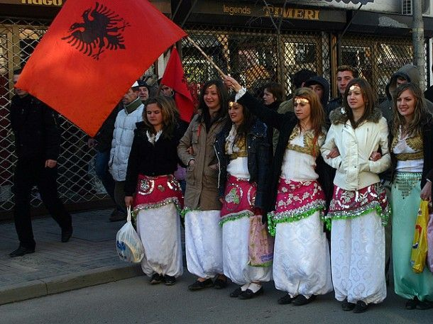 Kosovo girls