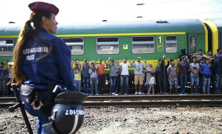 Photo of Refugees in Europe