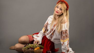 National Moldavian costume