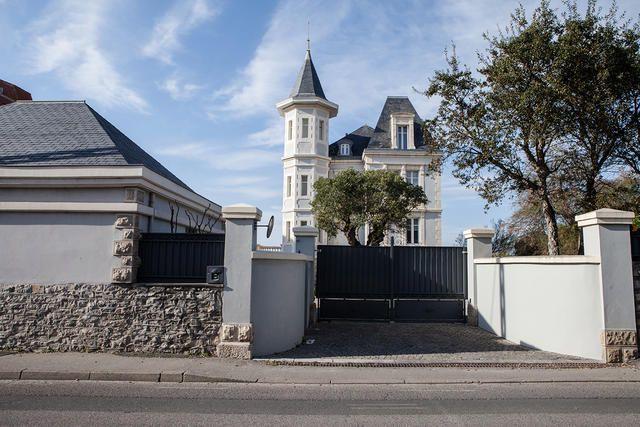 Putin castle