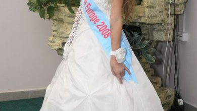 Photo of Mini Miss Europe 2008