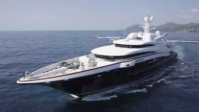 Photo of At the height of the crisis, Vladimir Potanin presented the world a new megayacht