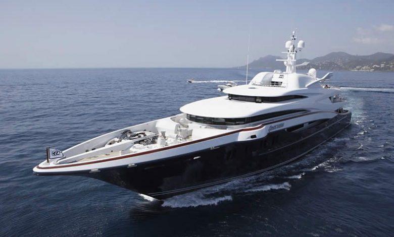 Anastasia Luxury Yacht