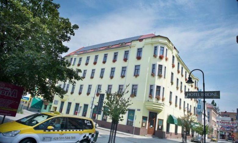 Brioni Hotel in Ostrava