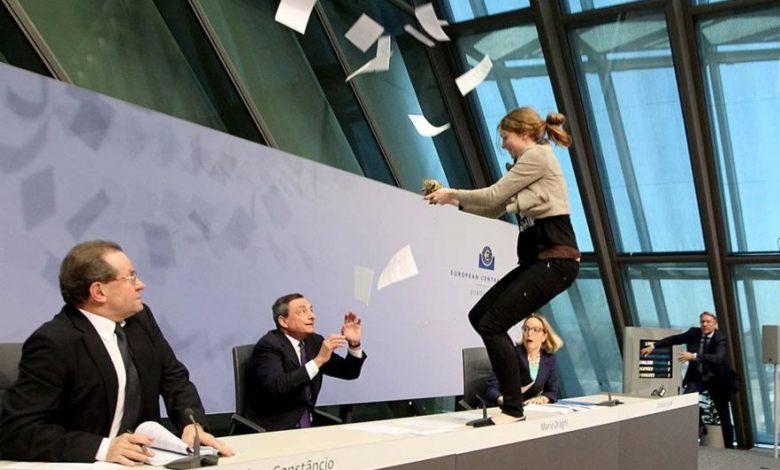 GERMANY FINANCE ECB