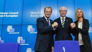Photo of First EU President elected