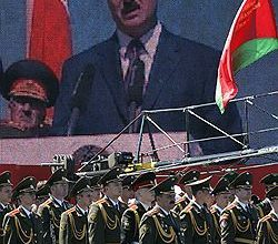 Alexander Lukashenko, President of Belarus