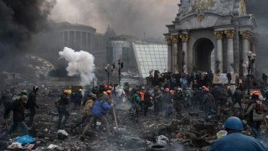 Photo of Shootings on the Maidan