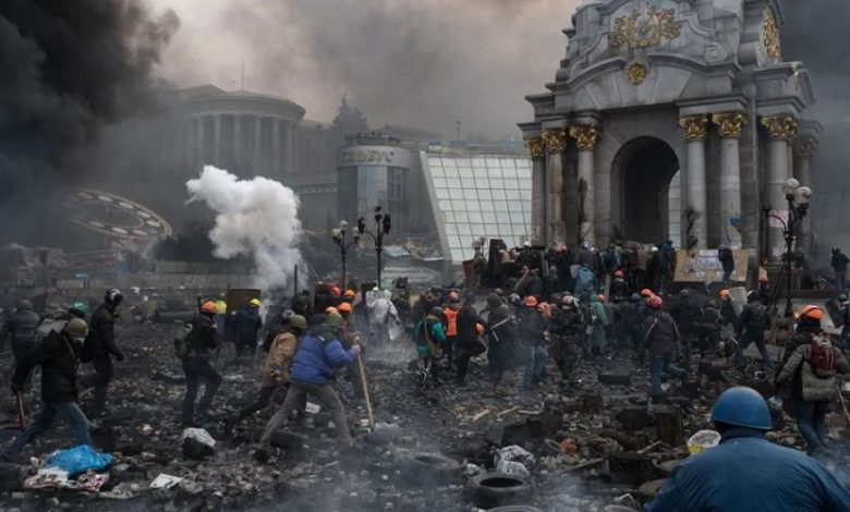 Revolution of Dignity in Kiev