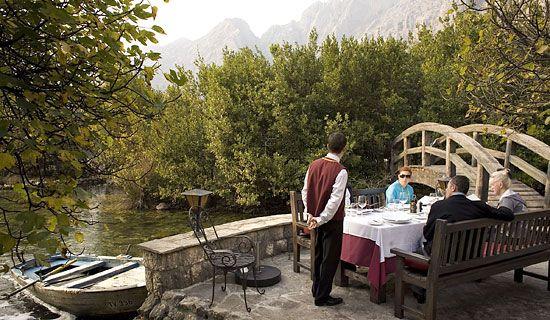 Stari Mlini restauran