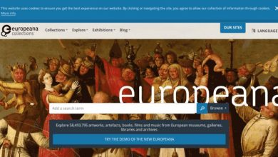 Photo of The site of the first EU electronic library is disabled due to the number of visitors
