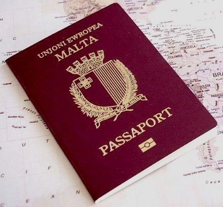 Malta passport