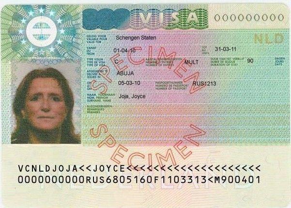 Multiple Schengen visa
