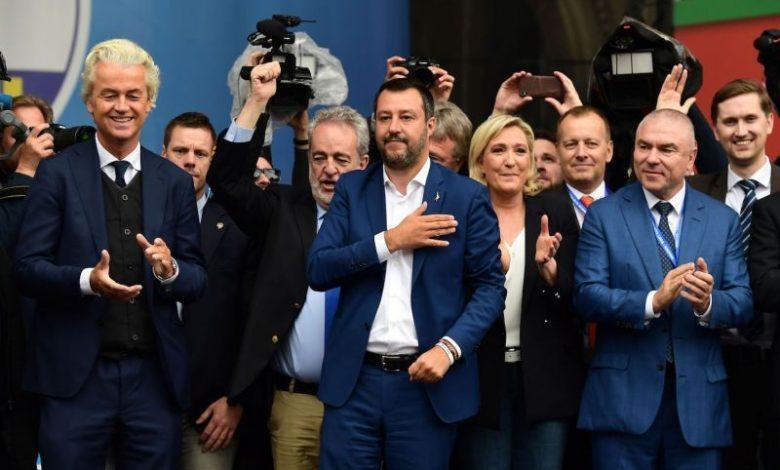 Wilders Salvini