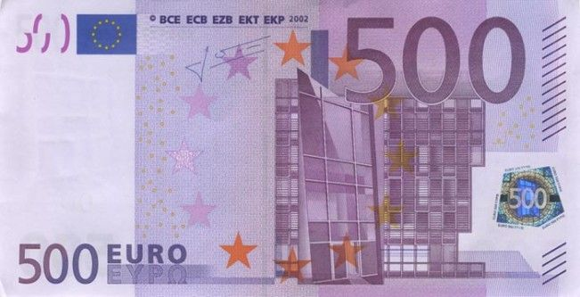 500 euro minimum wage