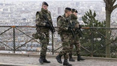 Photo of France boosts its domestic security by deploying 10000 troops on the streets