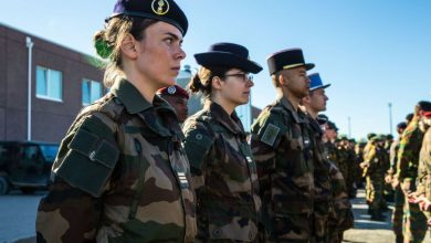 Photo of French unit replaces outgoing Belgians in NATO Battlegroup Estonia
