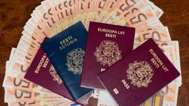 Gold visas and passports