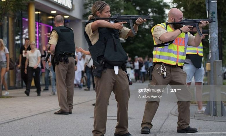 Munich terrorist attack