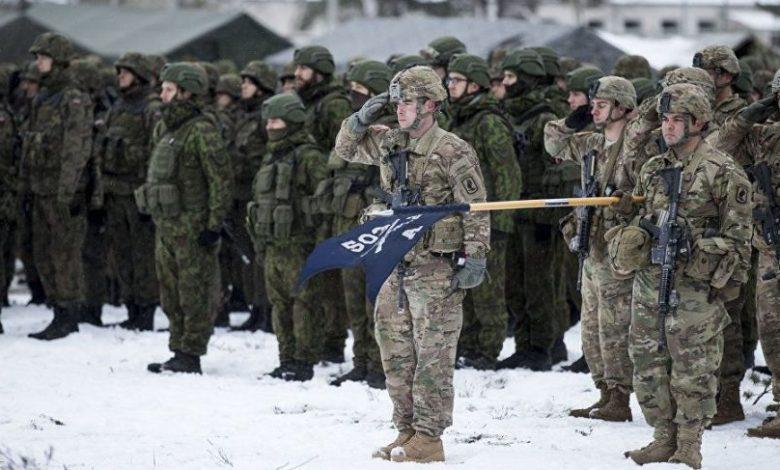 NATO Battalion battle group