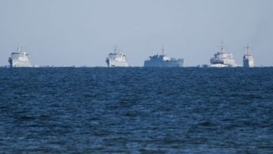 Photo of Six NATO ships arrive in Tallinn