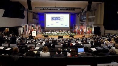 Photo of OSCE Parliamentary Assembly opens in Helsinki