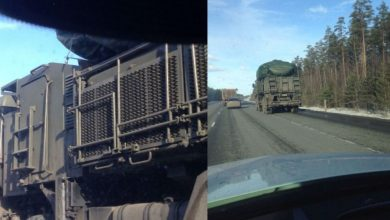 Photo of Russia sends troops to Finnish and Estonian border