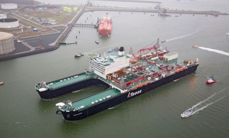 Ship Pieter Schelte