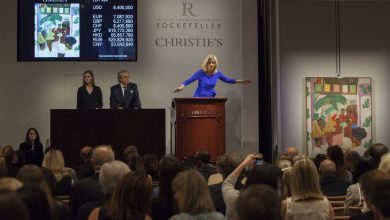 "Photo of London hosted the summer ""Russian auction"" Christie's"