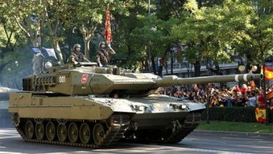 Photo of Spanish tanks for Latvia, or How NATO strengthens the eastern flank