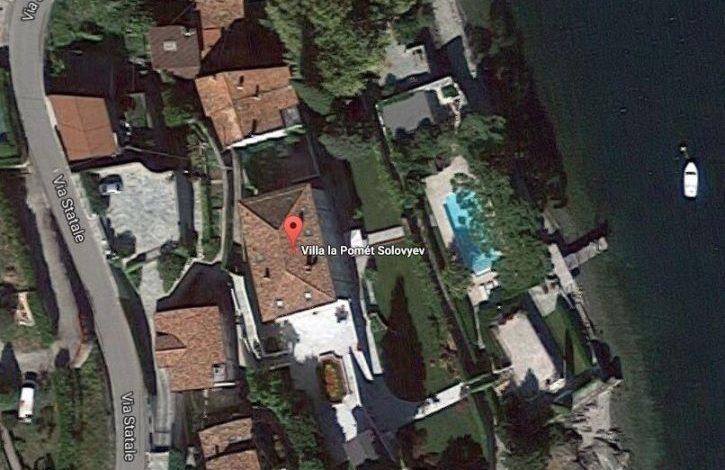 Villa la Pomét Solovyev
