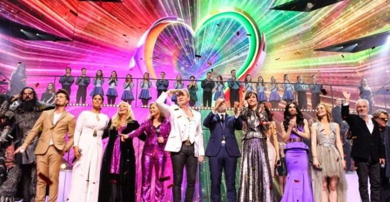 """60 Years Eurovision - """"Greatest Hits"""" The BBC Show"""